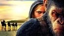 Планета обезьян: Война HD(фантастика, боевик, триллер, драма, приключения)2017