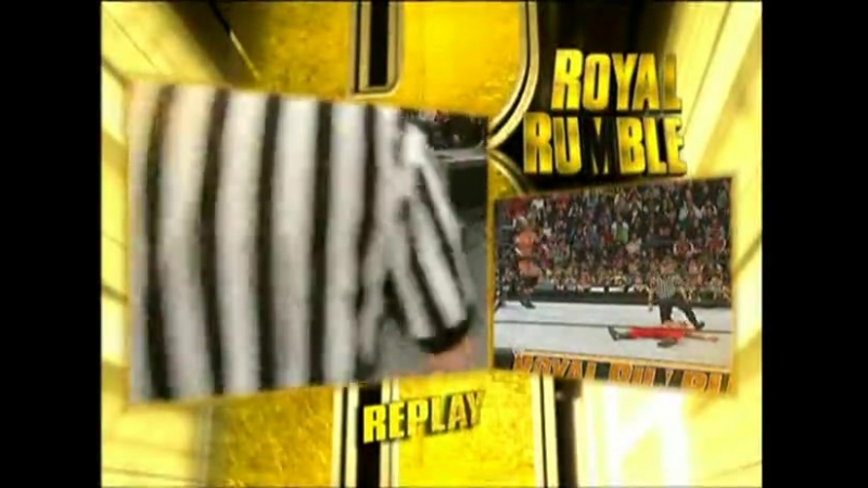 (WWE Mania) WWE Royal Rumble 2004 - Triple H vs. Shawn Michaels (Last Man Standing W