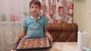 Готовит Слава: овсяное печенье