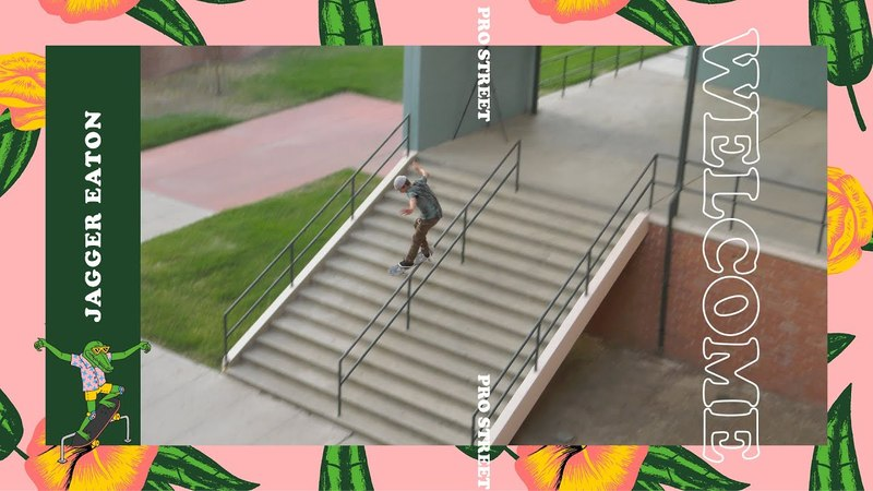 Dew Tour 2018 Pro Street Welcomes Jagger Eaton
