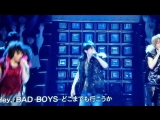 Sexy Zone Bad Boys J song