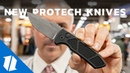 NEW Protech Knives | SHOT Show 2019