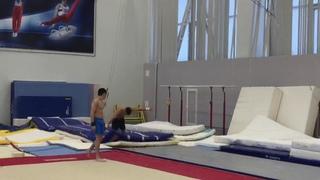«Молодёжка» - акробатика / дорожка