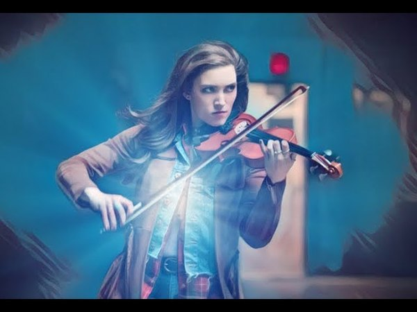 The Flash ⚡ Ralph Cant Save Izzy ⚡ Lindsey Stirling ft. Lzzy Hale - Shatter Me