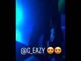 Gerald performing last night at the Espy's after party