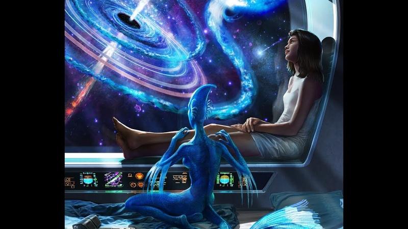 ▶ Прогрессивный гипноз ◀ Мир будущего через 200 лет в 4 измерении.