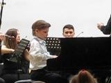 Й. Гайдн Концертино C-dur, 2-3 части. Солист Розин Серафим 1 кл. Камерный оркестр студентов ПГК
