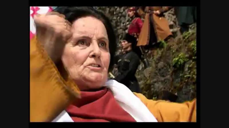 ,,ქართლის დედა სიმონ ჩიქოვანი. კითხულობს ნინო საკანდელიძე. გადაღებულია 10 წლის წინ.