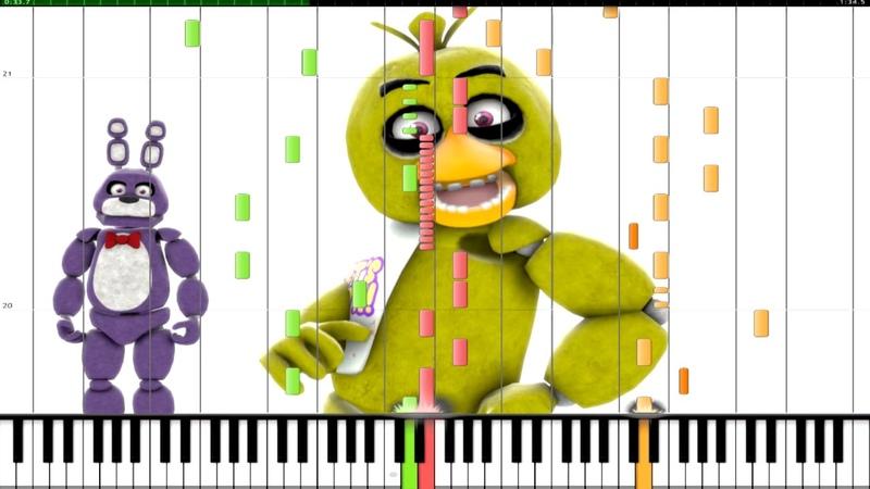 [Quddy] - [Rag_Days] Animation - Баба-Динозавр PIANO COVER