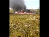 18 человек погибли при крушении вертолета Ми-8 в Красноярском крае