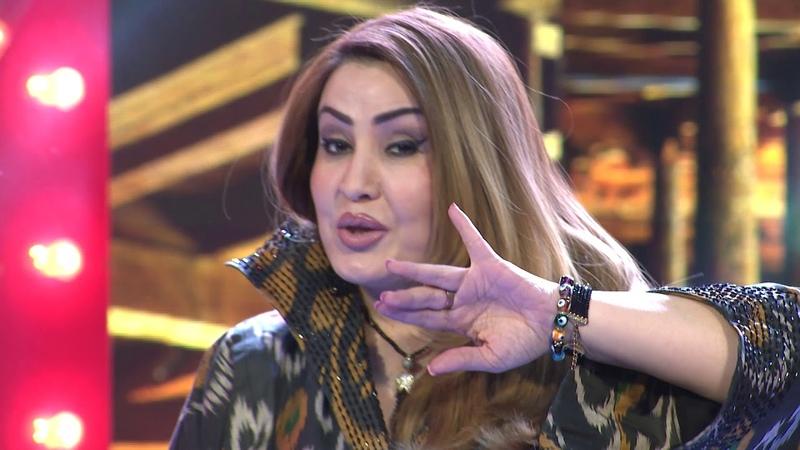 Aziza Niyozmetova - Kish mish