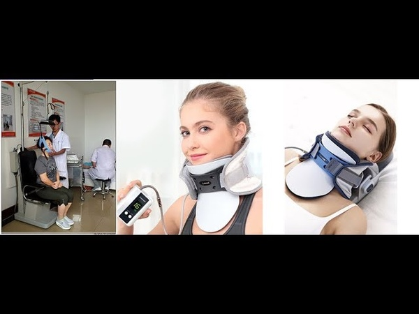 Family Health-Electric cervical traction device | Neck Massage Brace