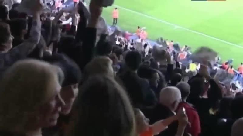 Легендарный гол Месси в ворота Хетафе!