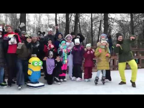 Открытие! КОТкатка в Перовском