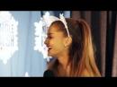 Ariana Grande Backstage At The B96 Pepsi Jingle Bash