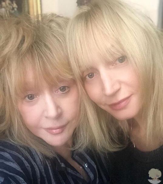 Выходные с мамой - так подписала снимок Кристина Орбакайте