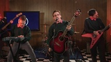 Ned Flanders band Okilly Dokilly performs Godspeed Little Doodle in The A.V. Club studio