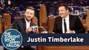 Justin Timberlake Gets Incepted by a Jimmy Fallon Mug