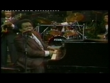 Fats Domino Im Gonna Be A Weel Someday In Concert