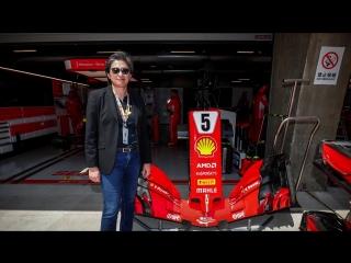 AMD партнёр Ferrari