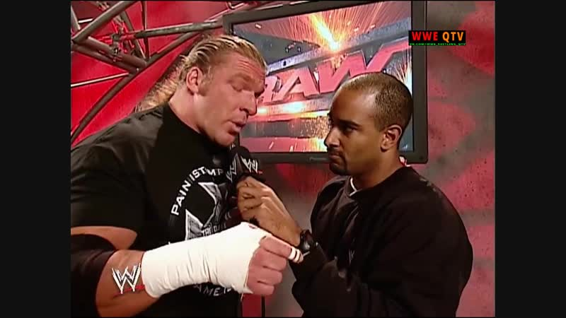 [WWE QTV]☆[WWE RAW[Фоменко]21.10.2002]Секс Кейна и Кети Вик / Шон Майклз передает привет.