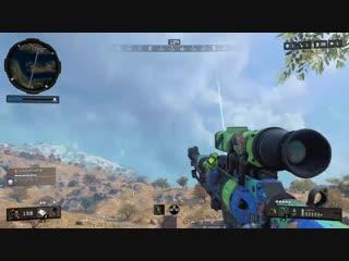 No Distance Too Far! Black Ops 4