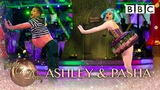 Ashley Roberts and Pasha Kovalev Charleston to Witch Doctor by Don Lang - BBC Strictly 2018
