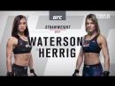 UFC 229 Michelle Waterson vs Felice Herrig