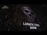 LUNA SEA [LUNATIC FEST. 2018] DAY 2 (2018.06.24)