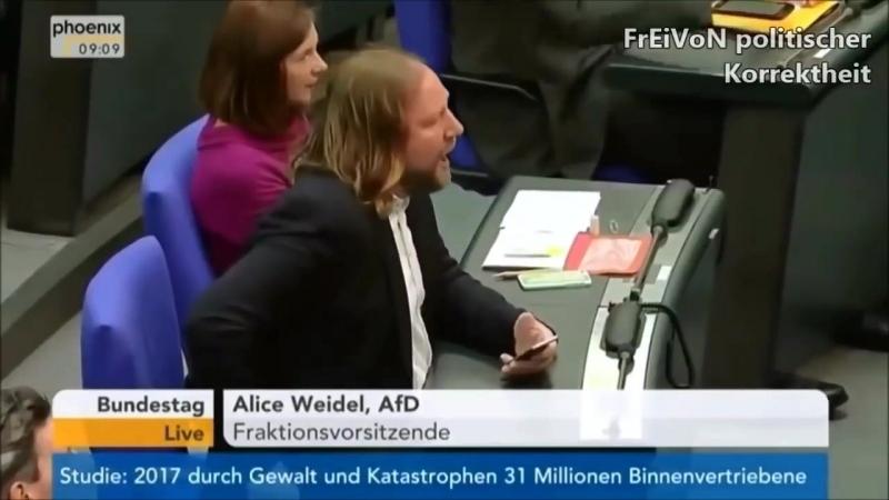 Merkel Desaster auf Ewigkeit.... Nein Danke...