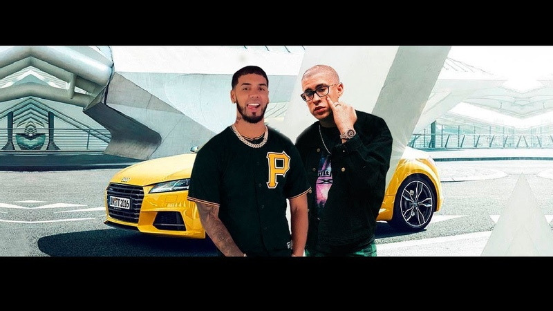 Bad Bunny Ft Anuel AA, Arcangel, Nicky Jam - Me Pide