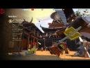 The LEGO Ninjago Movie Video Game with my son 9