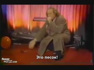 Сэм Кинисон - Мировой голод (русские субтитры) / Sam Kinison on World Hunger (rus subs)