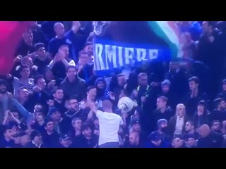 Icardi scores, but chiefs of Inter hard fans tell fans not to celebrate - Inter ultras rel.mp4
