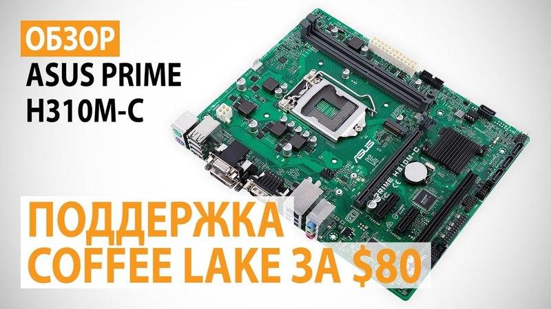 Обзор материнской платы ASUS PRIME H310M-C на Intel H310: поддержка Intel Coffee Lake за недорого » Freewka.com - Смотреть онлайн в хорощем качестве
