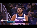 Финикс Санс - Миннесота Тимбервулвз Обзор НБА 16/12/2018