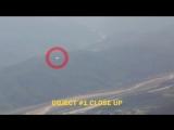 Два НЛО преследовали пассажирский самолет в районе Зоны-51