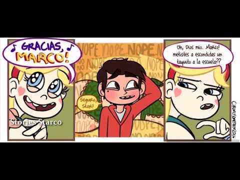 Especial 200 subs - Bombardeo de 15 Comics Starco Español [Star vs. las Fuerzas del Mal]