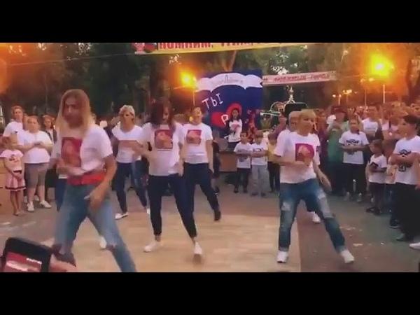 22.09.2018 видеофрагмент Праздничной молодёжной программы