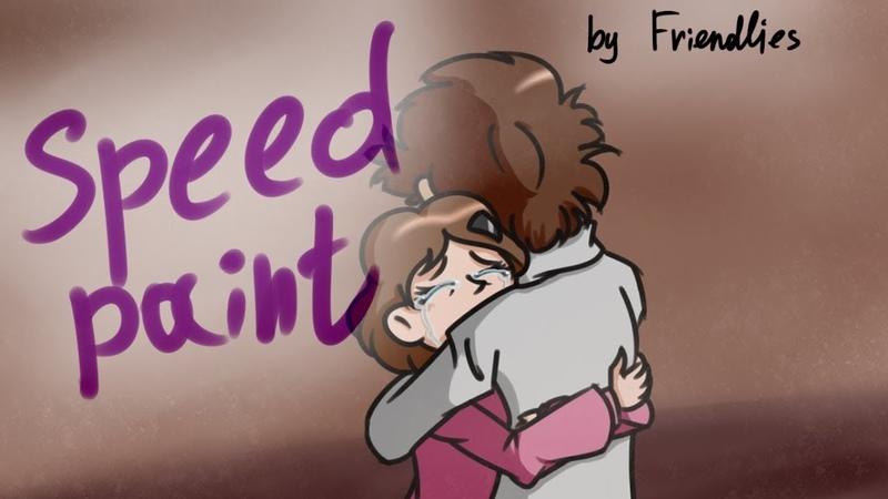 Together again [Знакомьтесь, Боб] Speedpaint