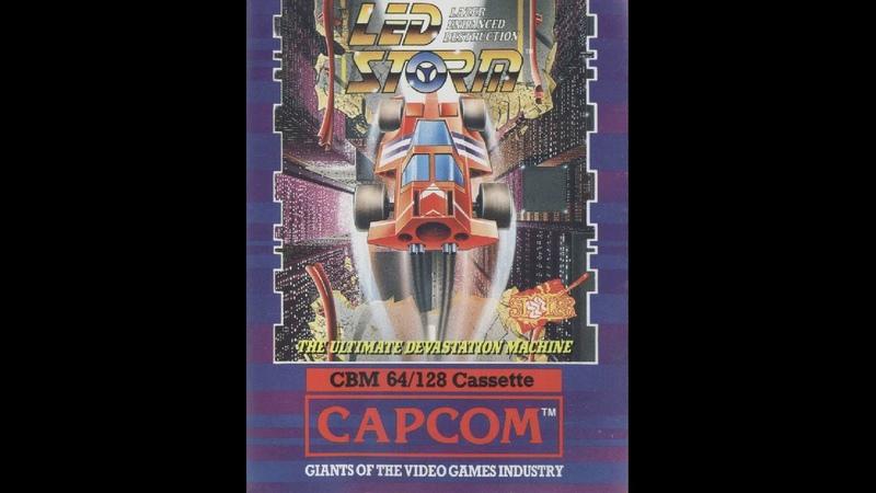 Old School {Commodore 64} L E D Storm ! FULL OST SOUNDTRACK