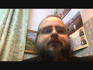 отец Митрофанов- эфир ВК 245