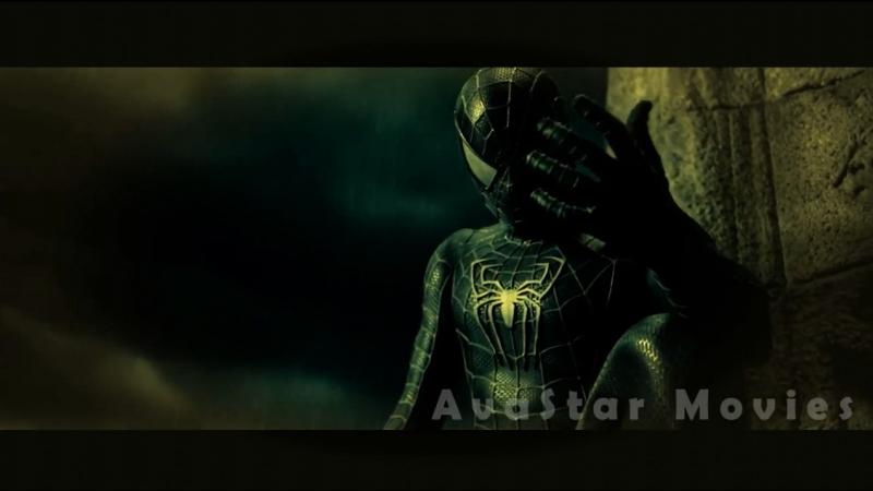 Человек-Паук 3_ Враг в отражении - Монстр _ Spider-Man 3 - Monster Крутой Клип