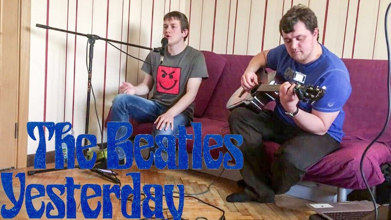 Yesterday (the Beatles live acoustic cover) feat. Kapranov Sergey