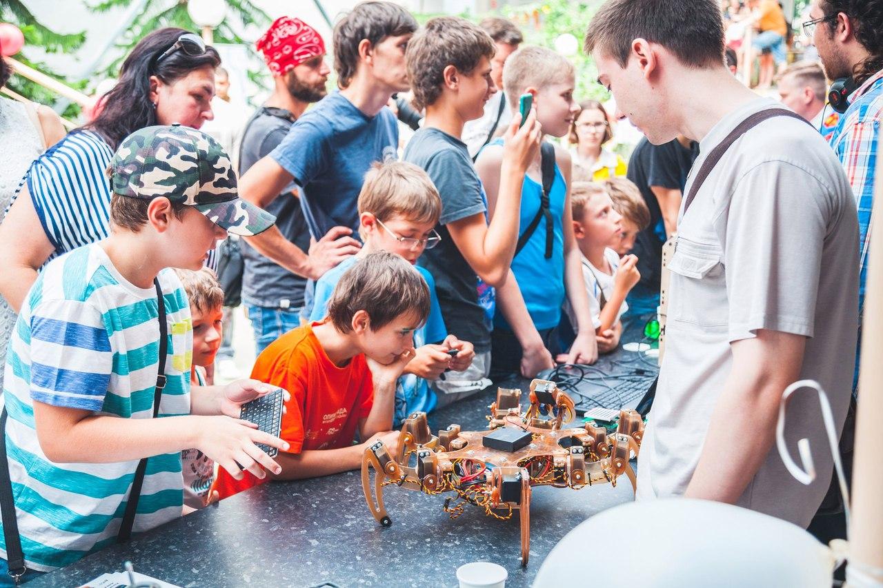 В Таганроге пройдет детский фестиваль науки