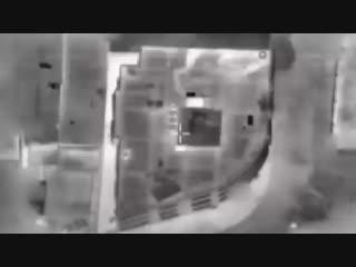 ВВС Израиля нанесли удары по штаб квартире ХАМАС в секторе Газа.
