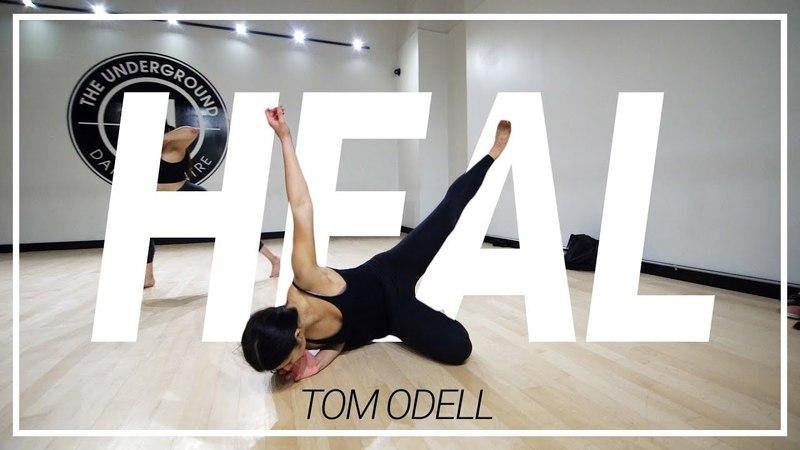 Tom Odell | Heal | Choreography by Clara Eaton