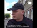 В Саратове полицейский не смог доказать прохожему, что необходимо проверить его документы
