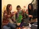 Hoa voan nghệ thuật Artshop Phát trên kênh VTV 2