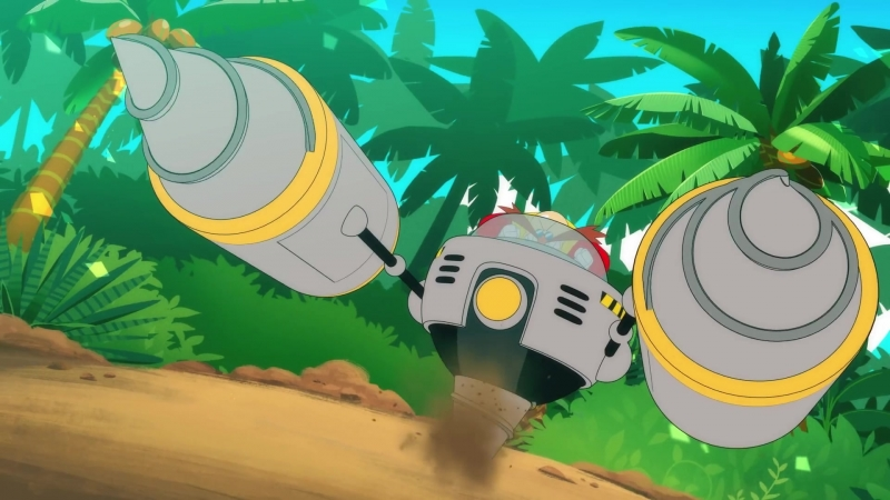 Sonic Mania Adventures - Все эпизоды [ENG]